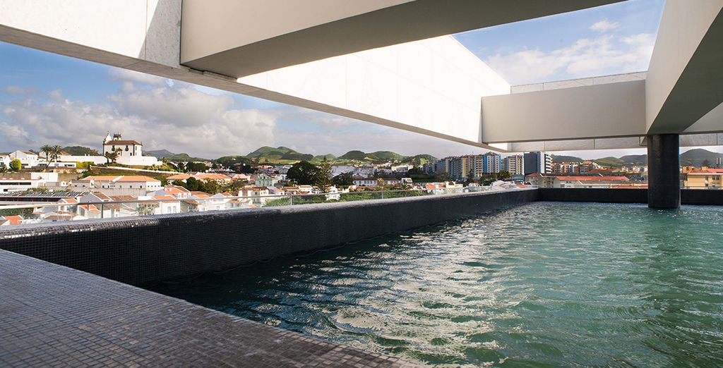 Azor Hotel 5* - holidays in the Azores