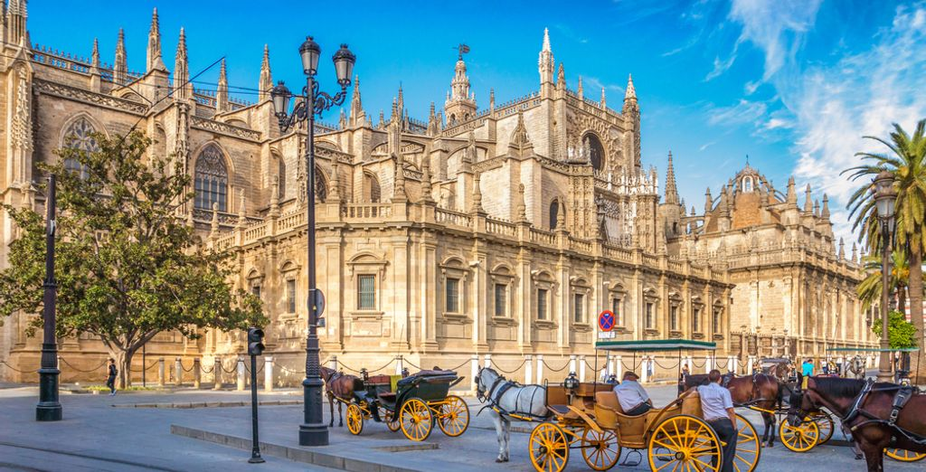 Holidays to Seville : Seville Cathedral