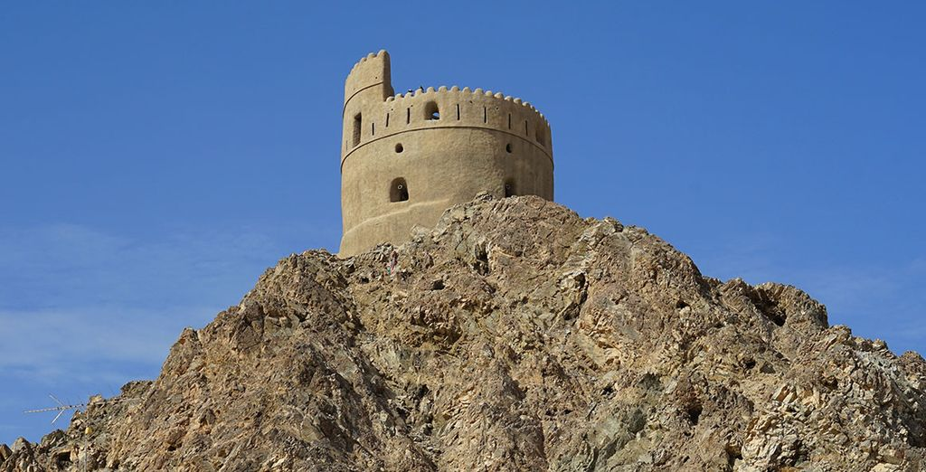 Muscat, even to this day, has a character quite different from neighbouring capitals (Mutrah Corniche)