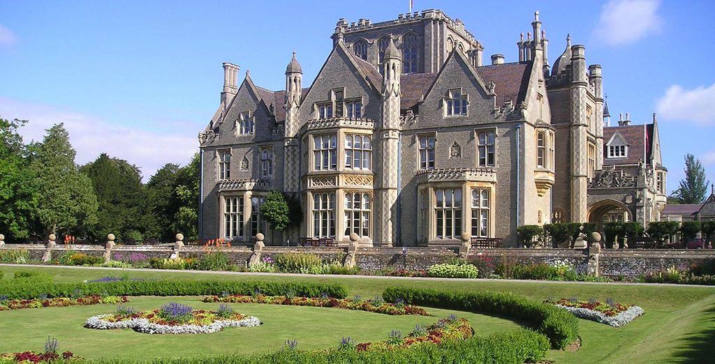 De Vere Tortworth Court 4* - Best hotel in Bristol