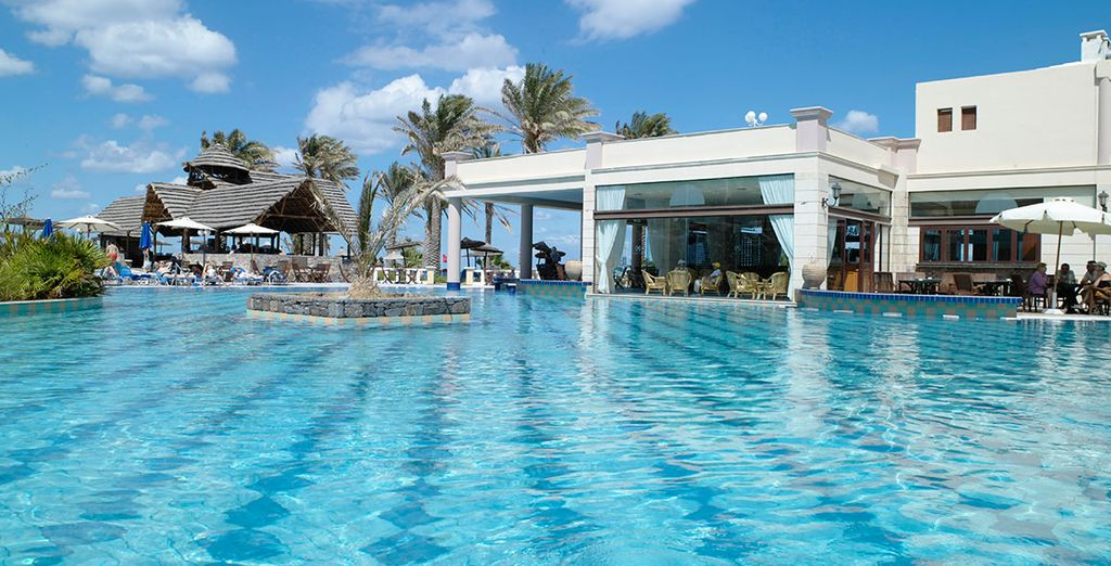 A 5* all inclusive resort with extensive facilities