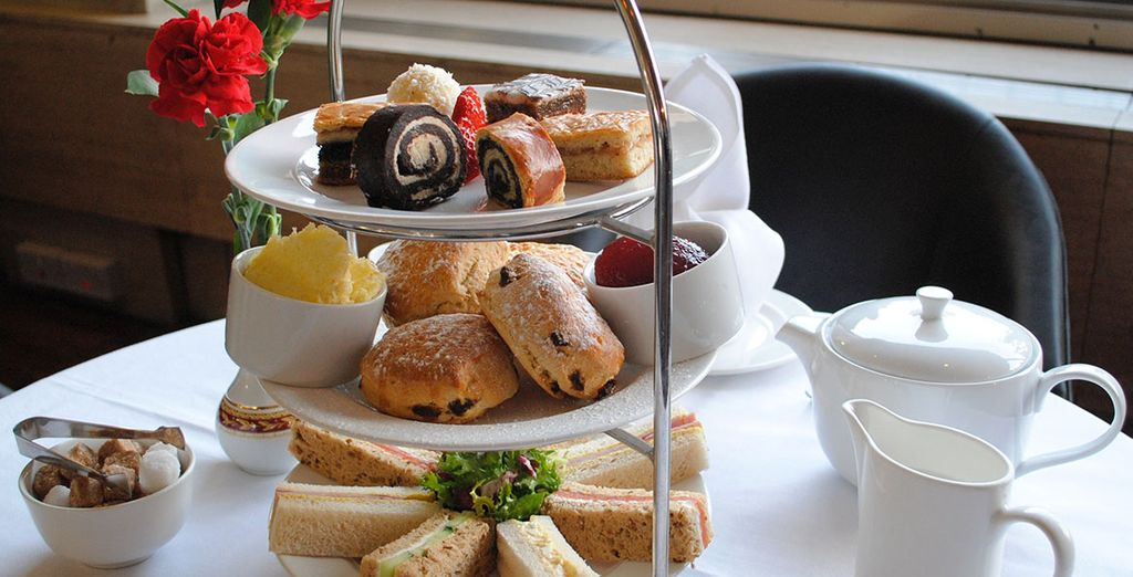 Stay 2 nights and enjoy a complimentary afternoon tea