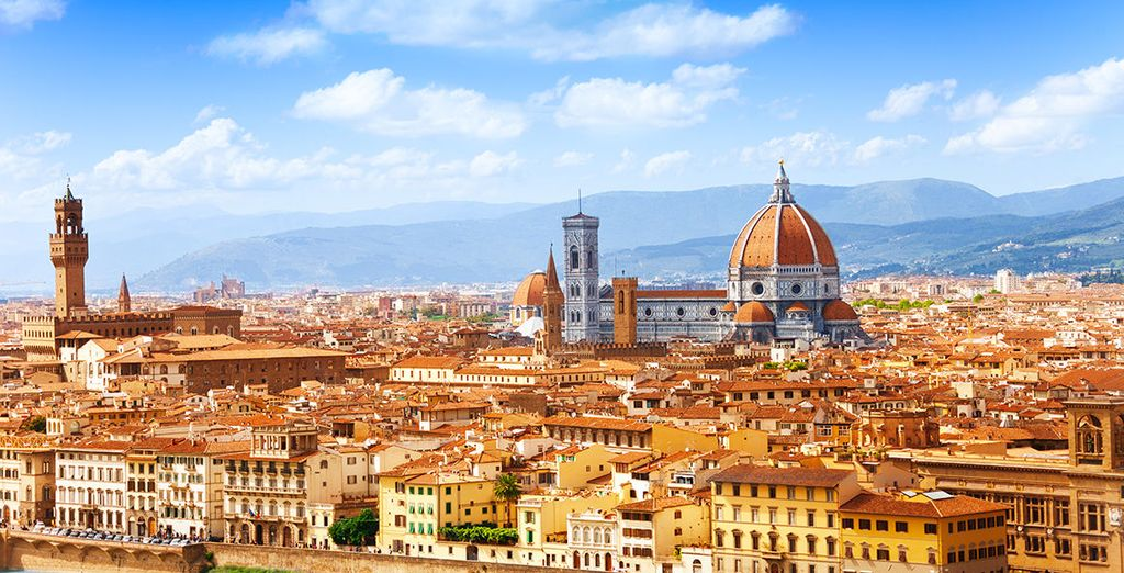 Basilica of Santa Maria del Fiore in Florence