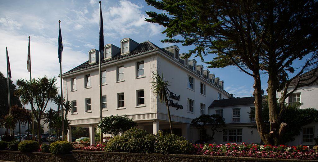 From L'Horizon Beach & Spa Hotel - L'Horizon Beach & Spa Hotel 4* Jersey