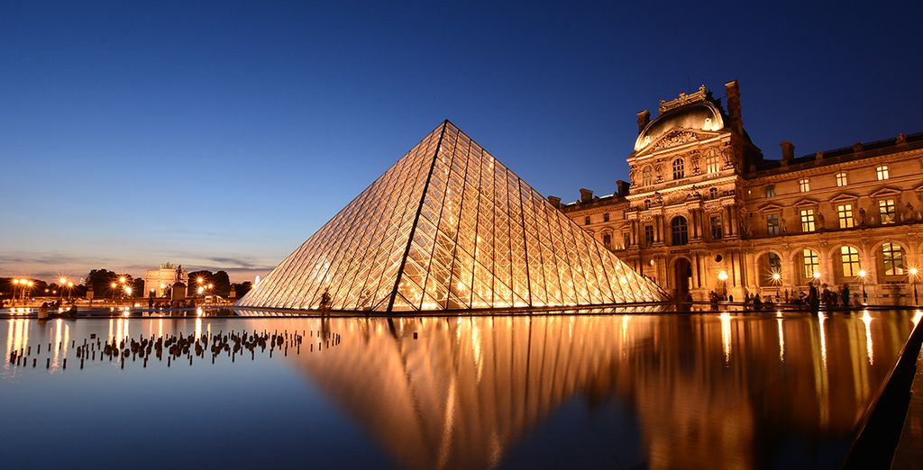 City Break in Paris : the Louvre