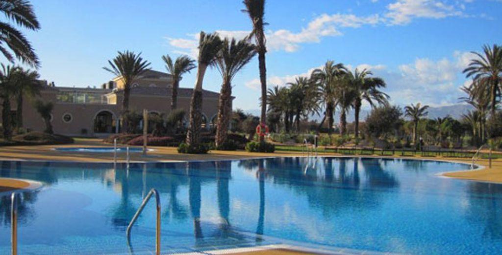 - Hotel AR Golf Almerimar**** - Almeria - Spain Almeria