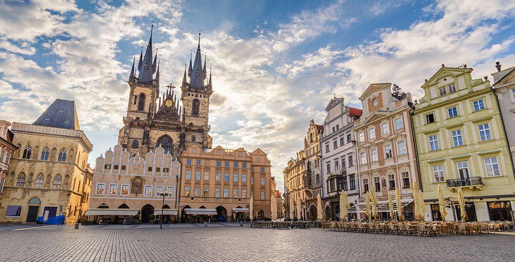Visit Prague this Winter!