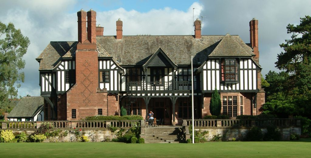 Inglewood Manor 4* - Hotels in Chester