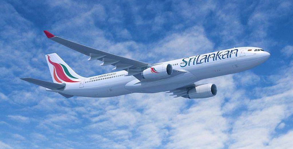 Fly with Sri Lankan Airlines...
