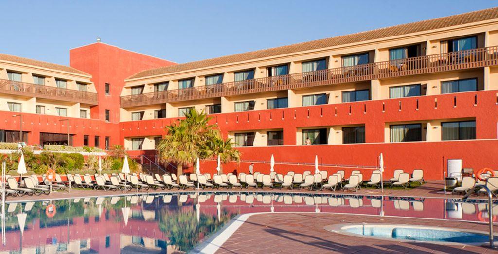 Enjoy this fantastic hotel