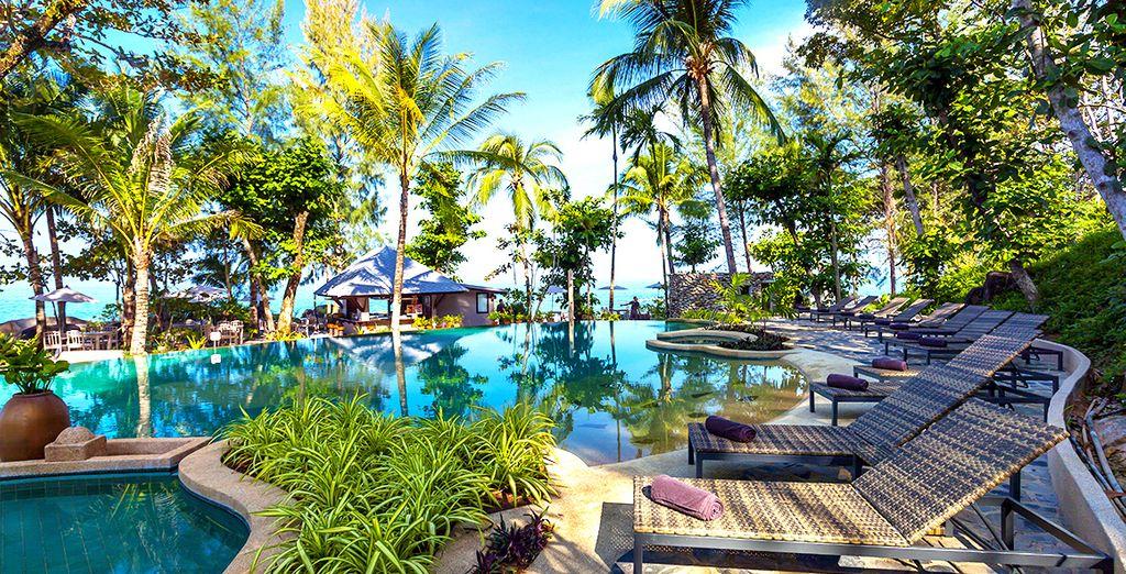 Moracea by Khao Lak Resort 5*- luxury resort in Khao Lak