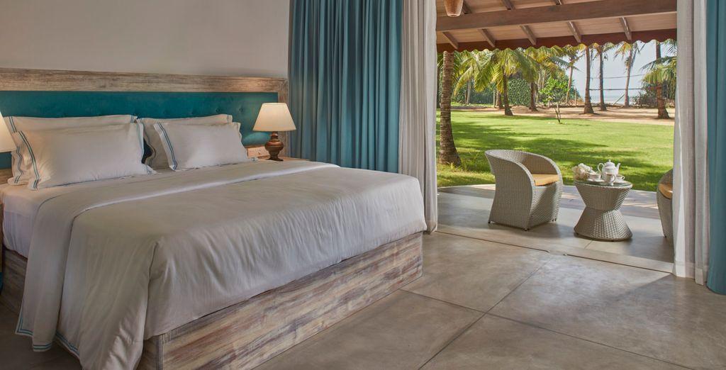 The Villas Wadduwa 5* & Optional Sri Lanka Round Tour - honeymoon