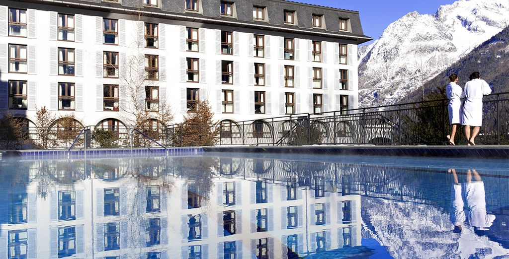 Club Med Chamonix Mont Blanc 4* - Ski Holidays in France