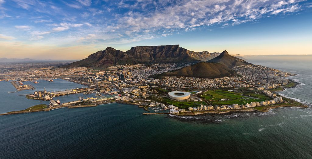 Immerse yourself in the beauty of South Africa