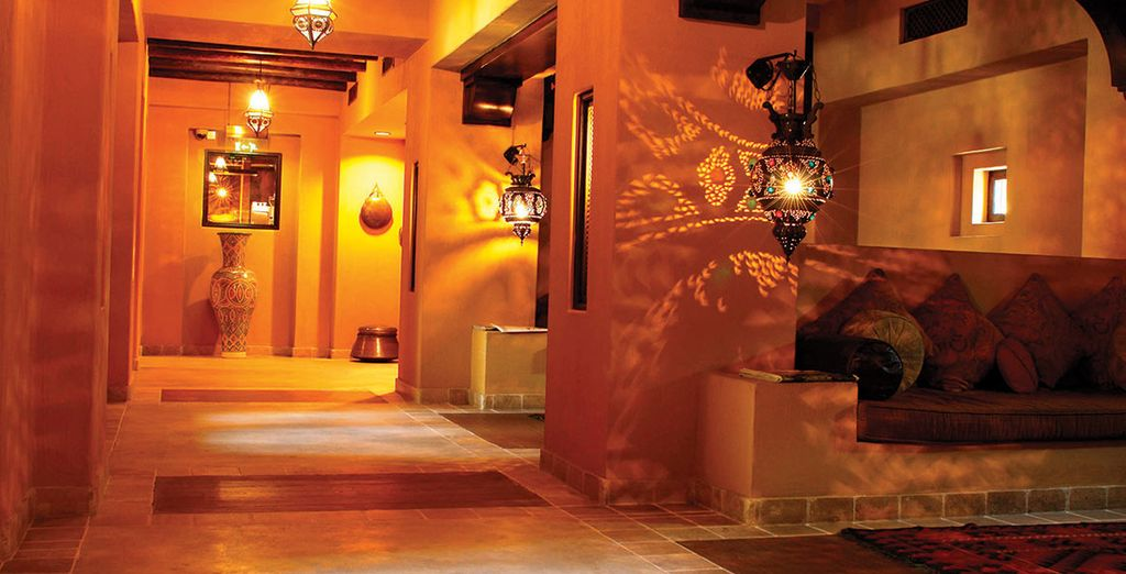 A romantic and charming upscale hotel