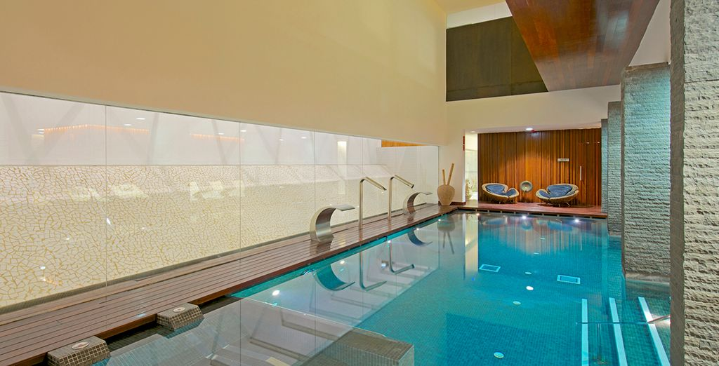 Retreat to the spa for true relaxation