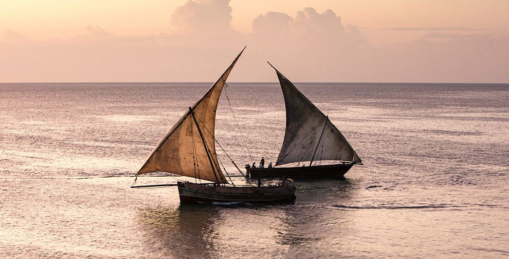 Set in the beauty of Zanzibar