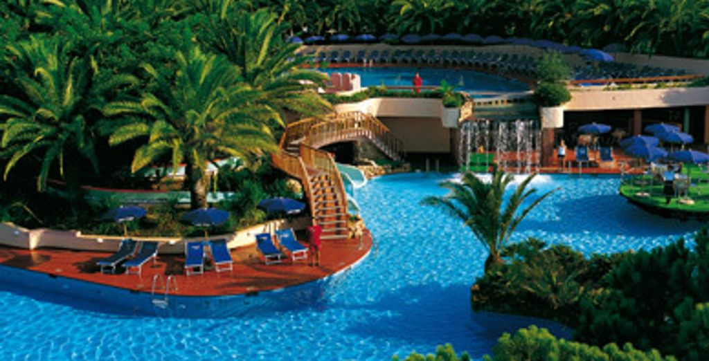 Il Villaggio, Forte Village Resort**** - Sardinia - Italy ...