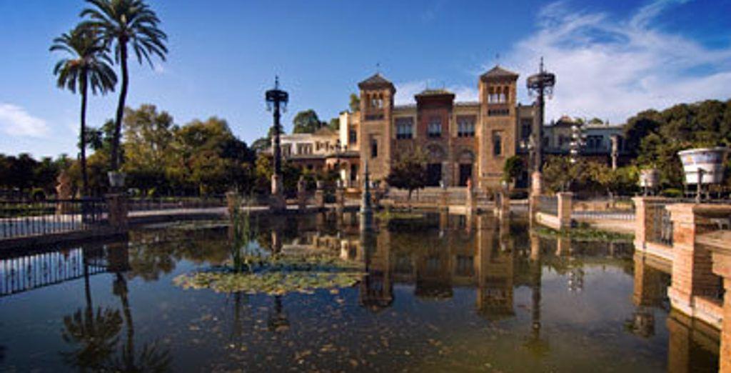 - Casa Romana**** - Seville - Spain Seville