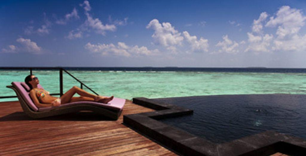 - Hilton Iru Fushi***** - Maldives - Indian Ocean Maldives