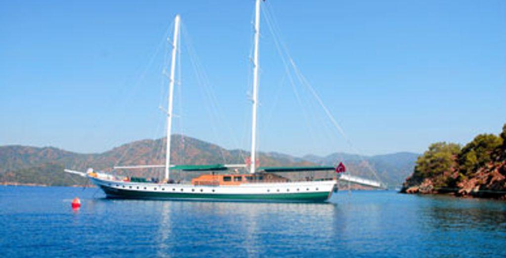 - Seyhan Jan - Gulet Cruise - Turkey Marmaris