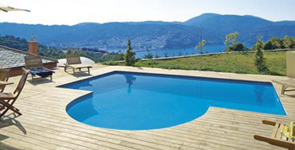 - Monastiri Villas - Skopelos - Greece Skopelos