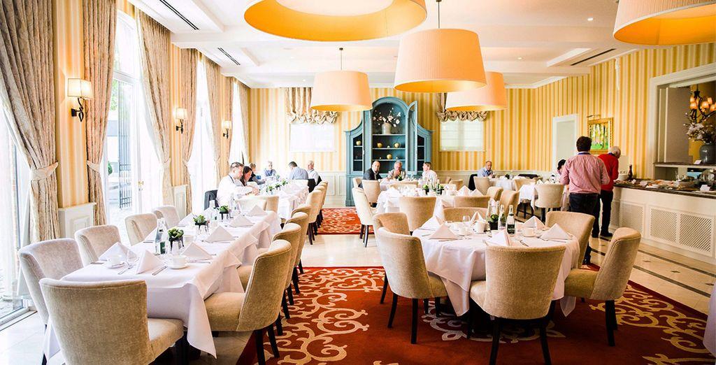 Beautifully furnished with elegant decor