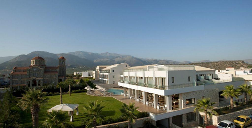 - Castello Boutique Resort & Spa***** - Crete - Greece Crete