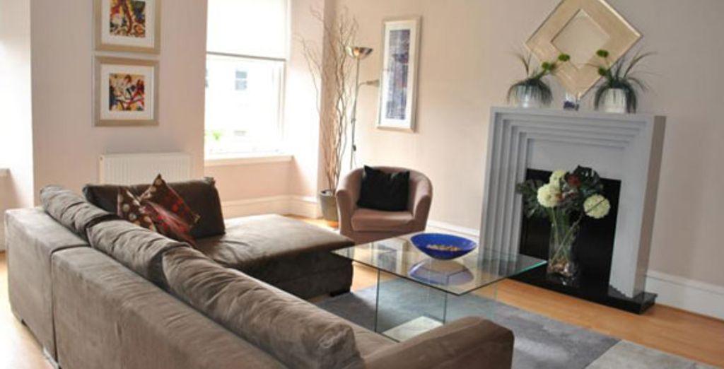 - Dreamhouse Apartments***** - Glasgow - Scotland Glasgow
