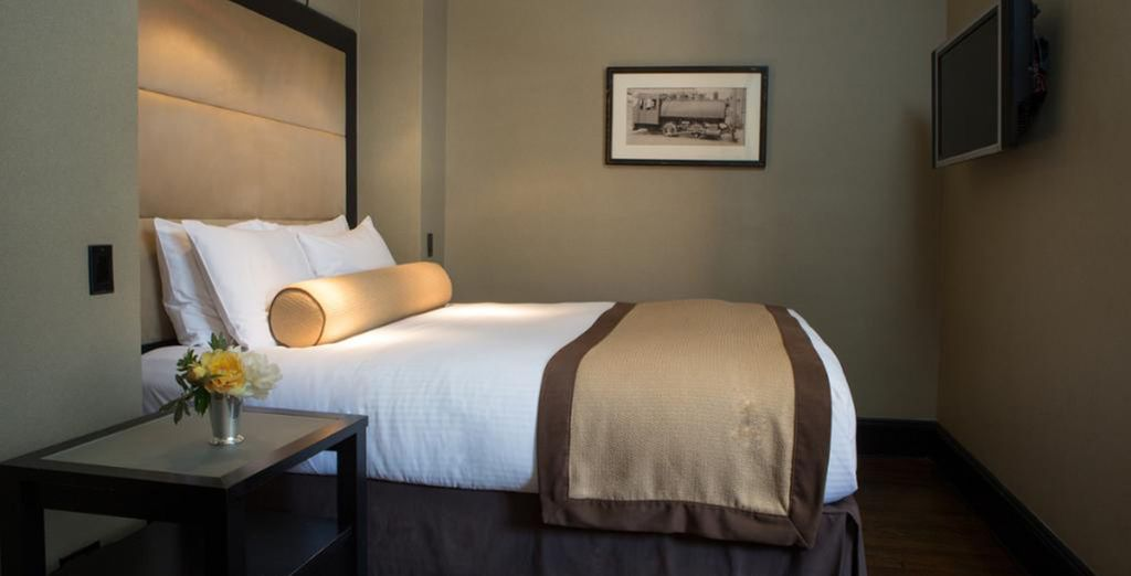 Your sumptuous guestroom awaits