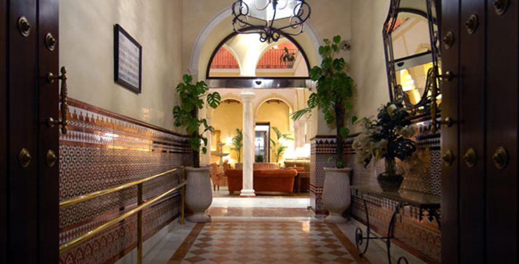 - Vincci La Rabida**** - Seville - Spain Seville