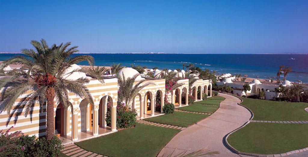- Oberoi Sahl Hasheesh***** - Hurghada - Egypt Hurghada