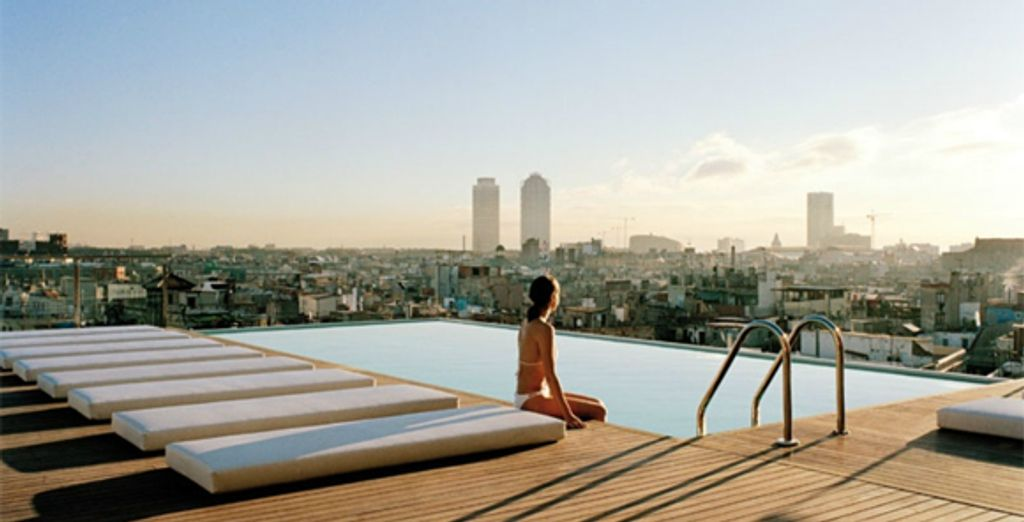 - Grand Hotel Central**** - Barcelona - Spain Barcelona