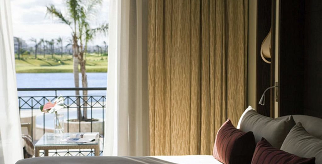 - InterContinental La Torre Golf Resort***** - Murcia - Spain Murcia