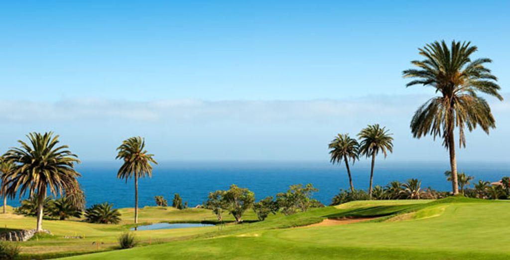 - Vincci Seleccion Buenavista Golf & Spa***** - Tenerife - Spain Tenerife