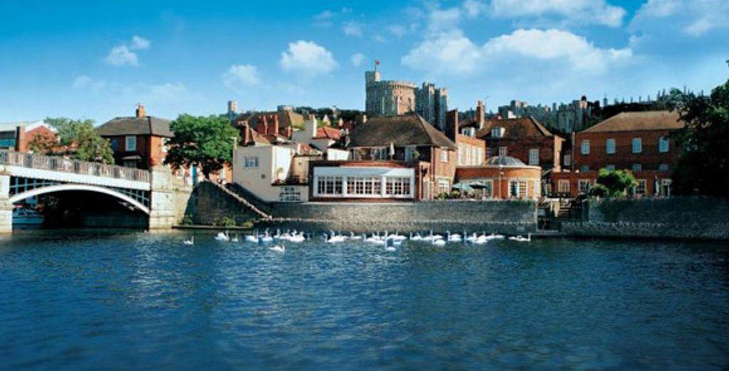- Sir Christopher Wren Hotel & Spa**** - Windsor - United Kingdom Windsor