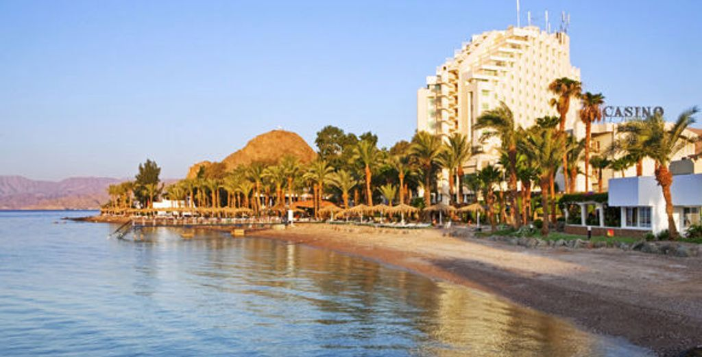 - Hilton Taba Resort***** - Taba - Egypt Taba