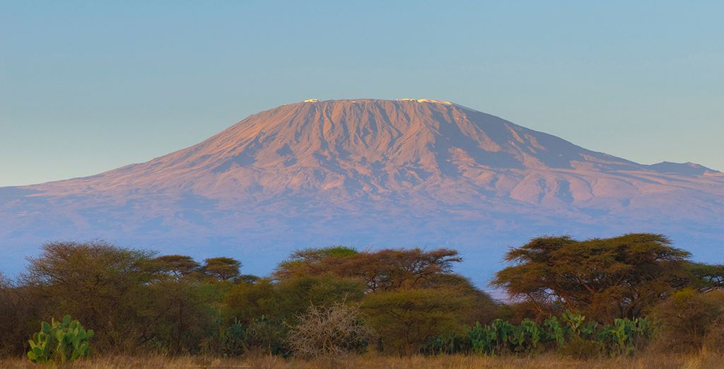 Discover Africa's highest mountain - Kilimanjaro Climb and Beach Stay - Tanzania - Africa Various