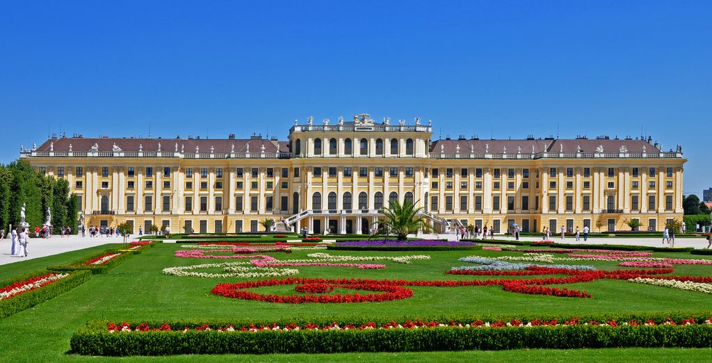 City Break in Vienna : Schonbrunn Palace