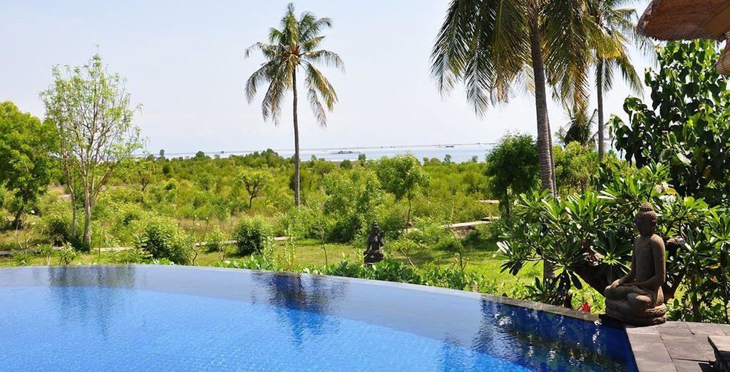 Welcome to your haven of tranquillity... - Santi Sari Hotel 5* Bali