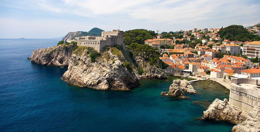 Amazing Adriatic Stay - Kazbek Hotel Dubrovnik 5* Dubrovnik