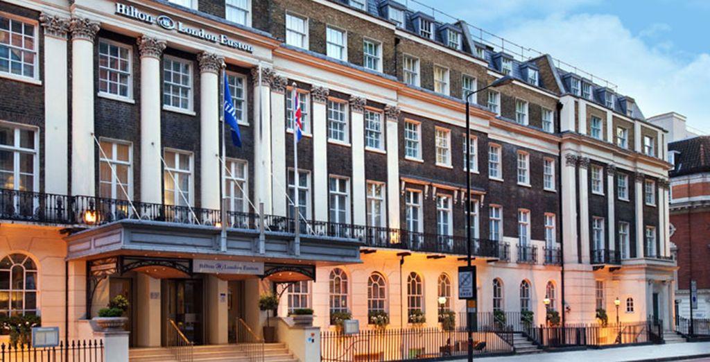 Welcome to Hilton Euston****  - Hilton Euston 4* London