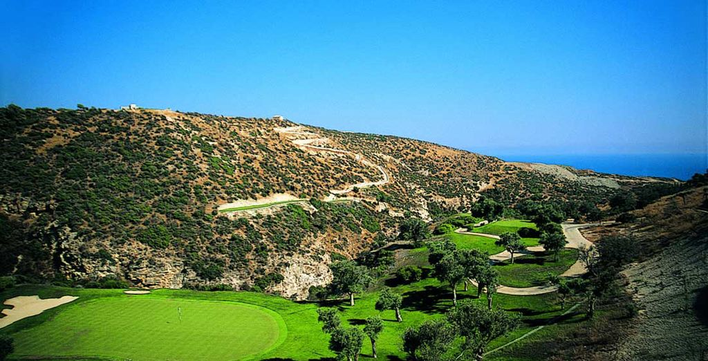 Explore the local area and golf courses