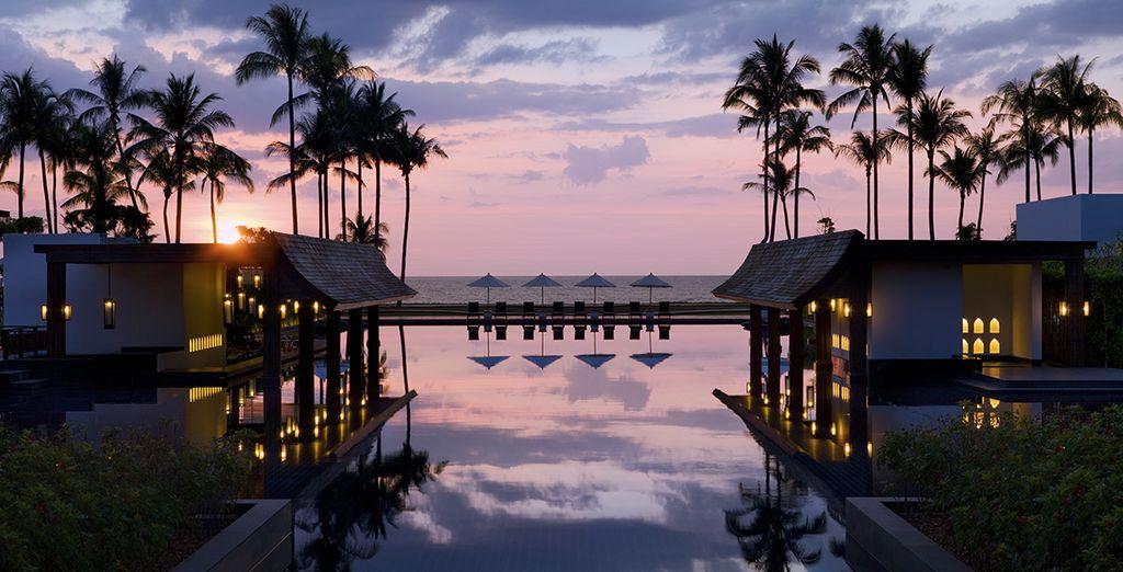 Discover Thailand's quiet side... - JW Marriott Khao Lak 5* Khao Lak
