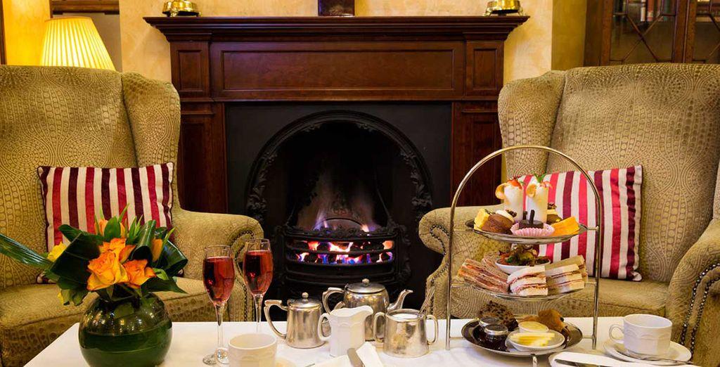 The inviting Lodore Falls - Lodore Falls Hotel 4* Keswick