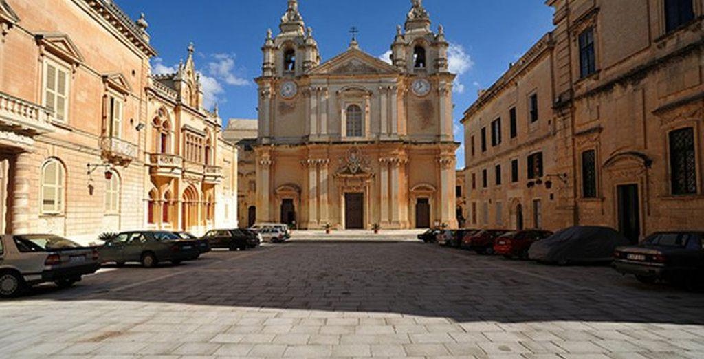 Malta's superb architecture
