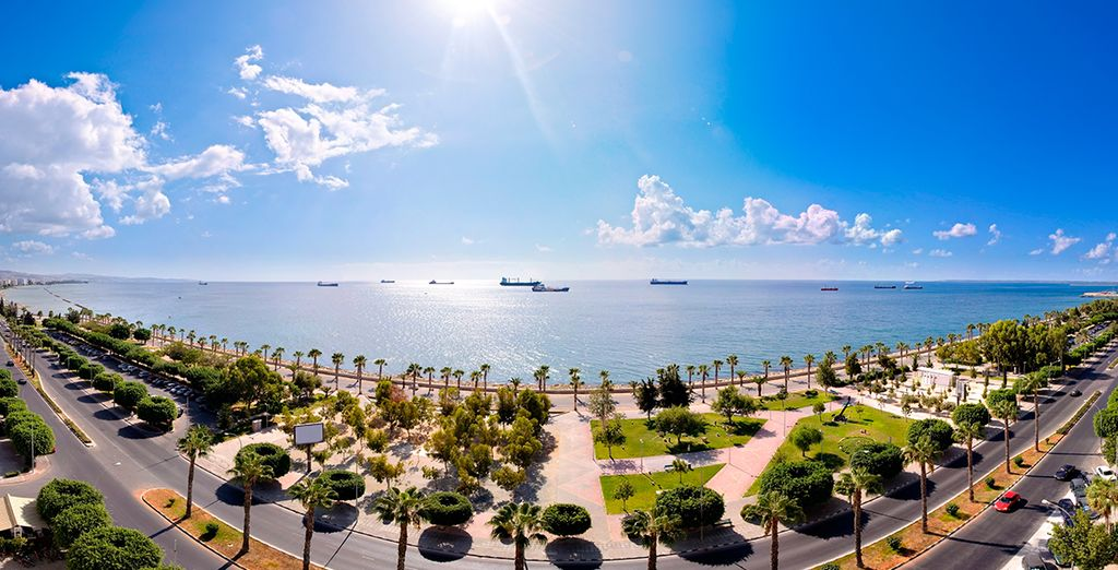 Go out and explore the fabulous city of Limassol