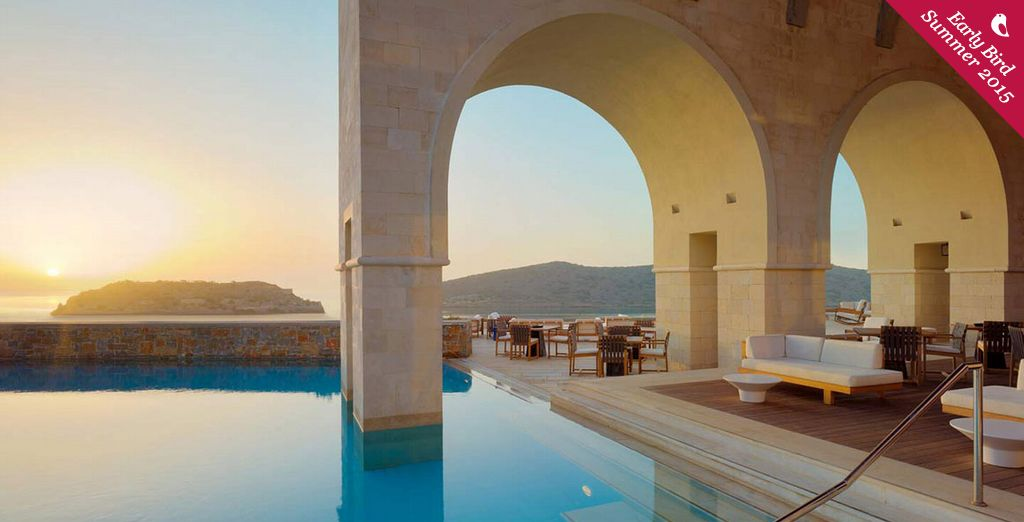 5* Blue Palace Resort and Spa - Blue Palace Resort and Spa 5* Crete