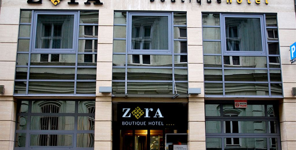 Welcome to the Zara Boutique Hotel