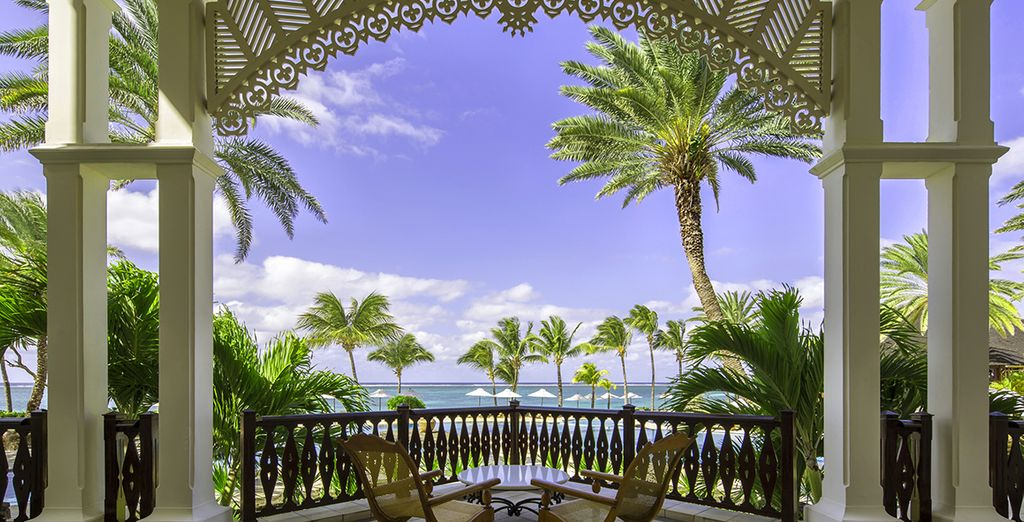 Soak up the beautiful surrounds of this resort...